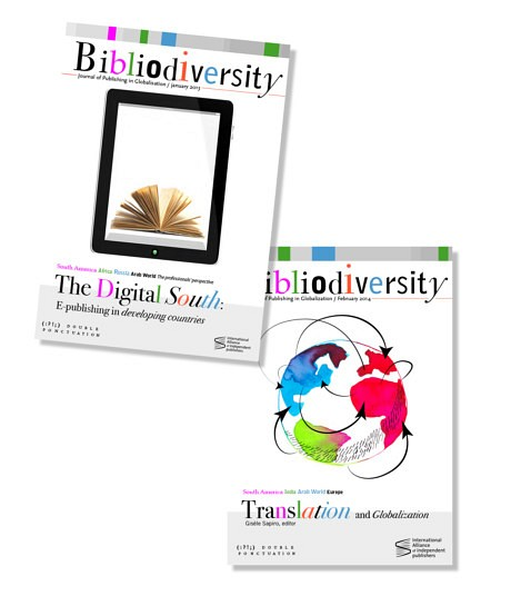 Bibliodiversity 2 & 3 – The digital South & Translation and Globalization- Double Ponctuation / L'Alliance des éditeurs indépendants