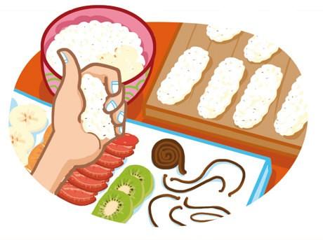 Les P'tits chefs – Maxi cuisine